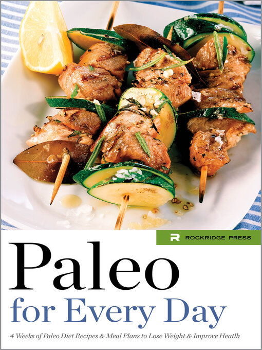 Title details for Paleo for Every Day by Rockridge Press - Available