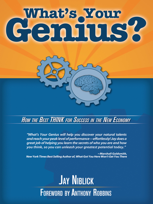 Title details for What's Your Genius by Niblick Jay - Available