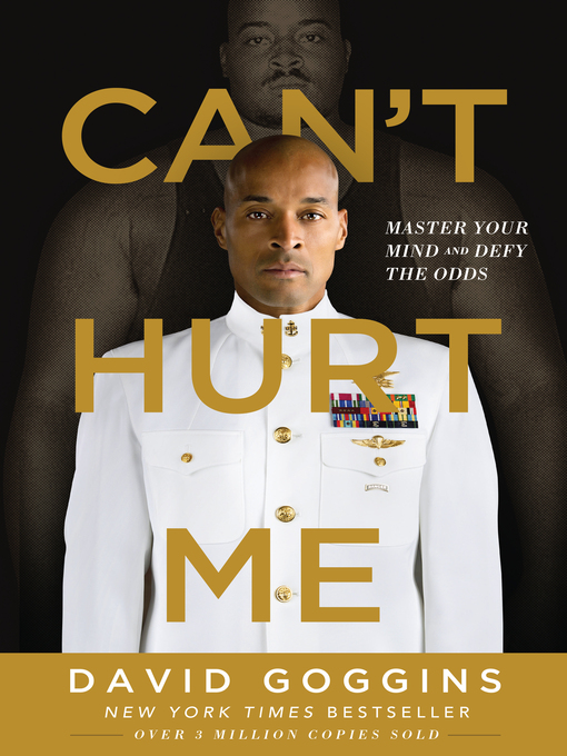 Title details for Can't Hurt Me by David Goggins - Available