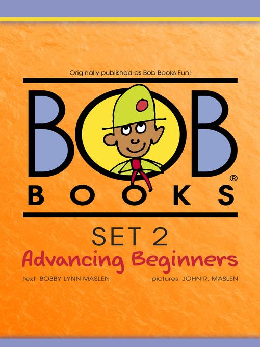 Cover image for Bob Books Set 2