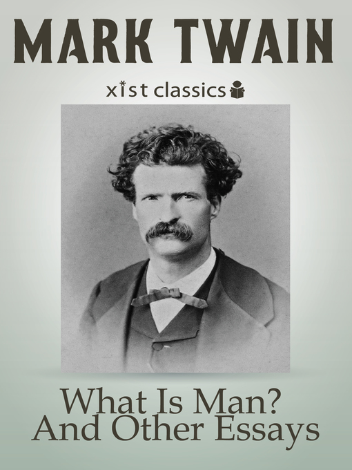 mark twain essay on education