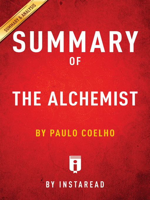 Cover of Summary of the Alchemist