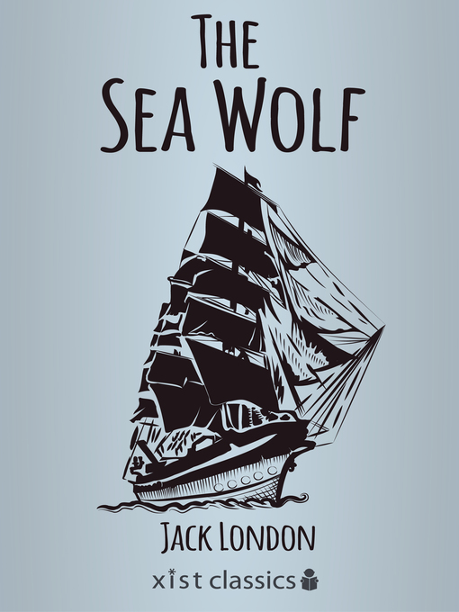Cover image for book: The Sea Wolf