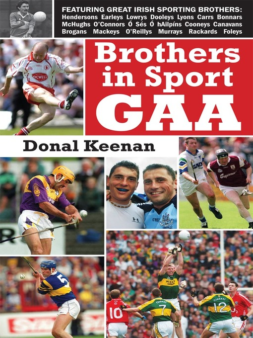Cover of Brothers in Sport