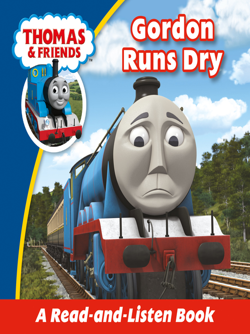 Cover of Gordon Runs Dry