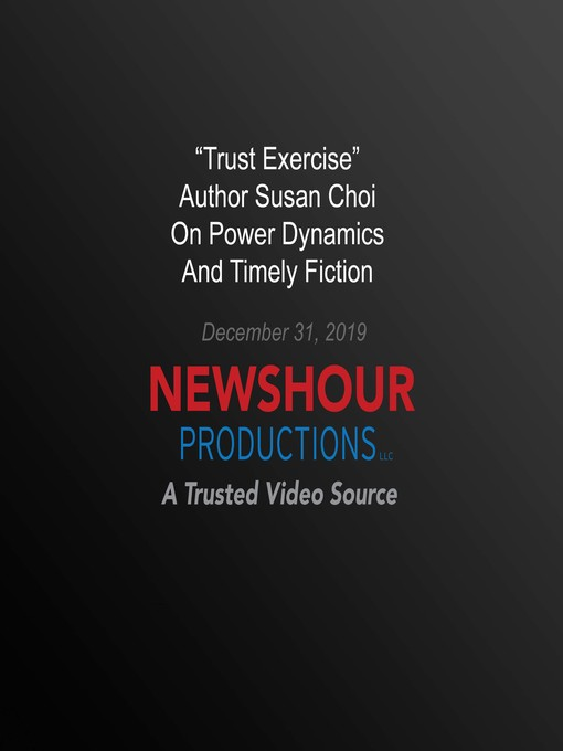 """""""Trust Exercise"""" Author Susan Choi on Power Dynamics and Timely Fiction"""