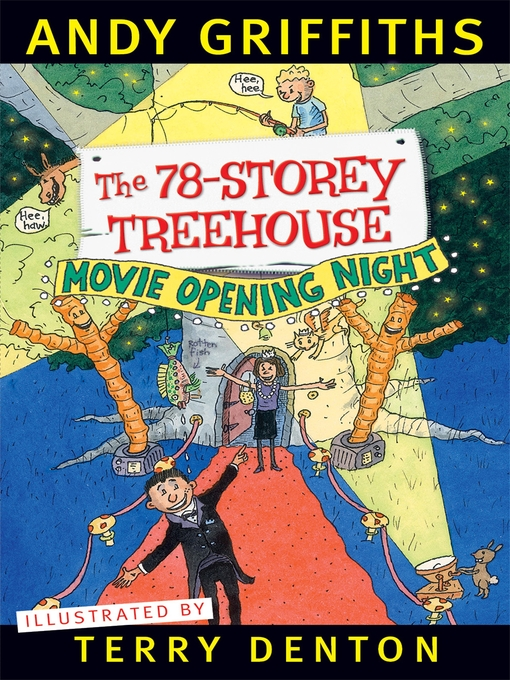 Title details for The 78-Storey Treehouse by Andy Griffiths - Available