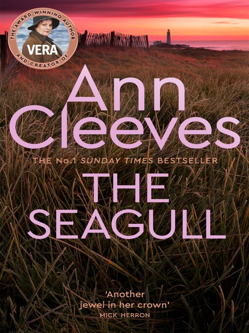 Title details for The Seagull by Ann Cleeves - Wait list