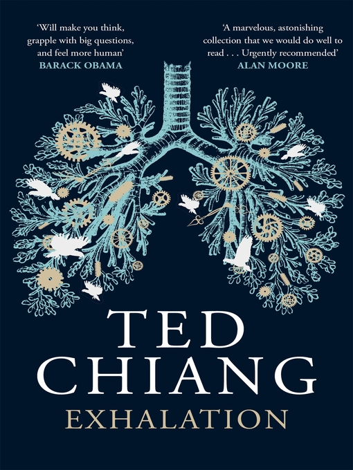 Title details for Exhalation by Ted Chiang - Wait list