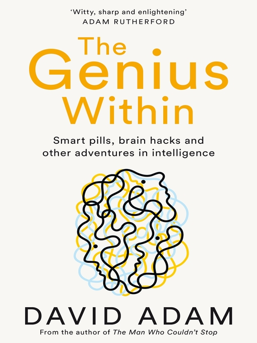 Title details for The Genius Within by David Adam - Wait list
