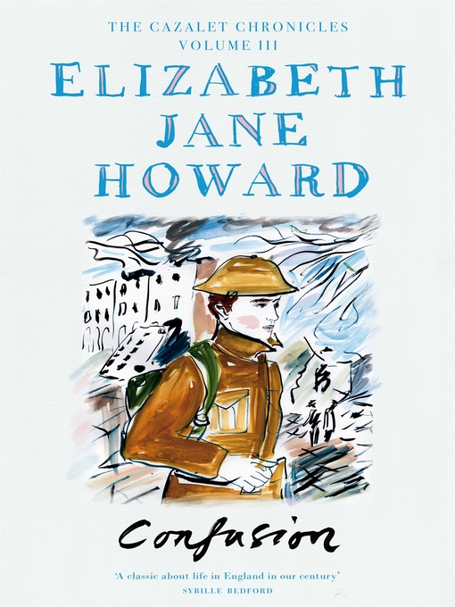 Title details for Confusion by Elizabeth Jane Howard - Available