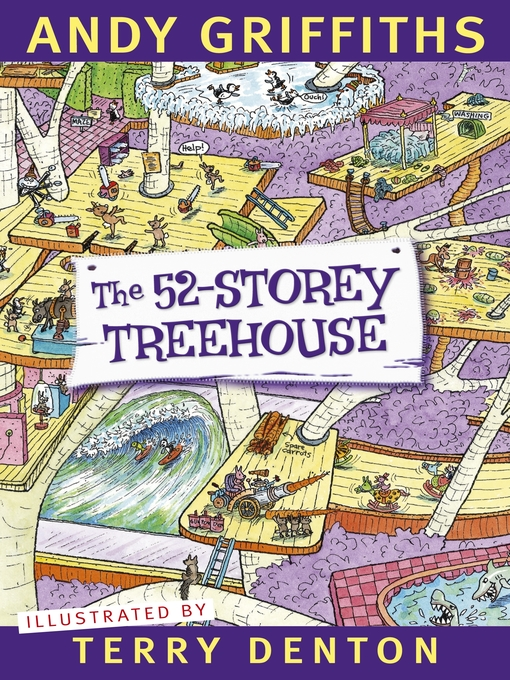 Title details for The 52-Storey Treehouse by Andy Griffiths - Available