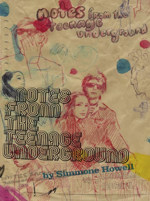 Cover of Notes from the Teenage Underground