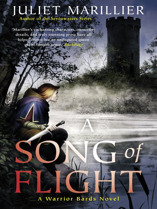 Title details for A Song of Flight by Juliet Marillier - Wait list