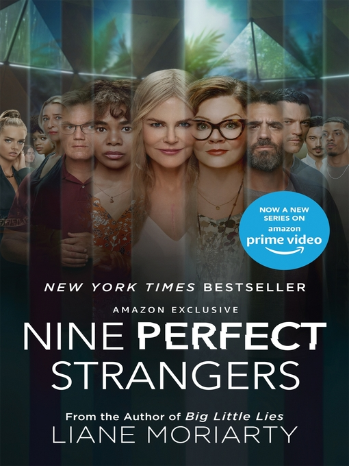 Title details for Nine Perfect Strangers by Liane Moriarty - Wait list