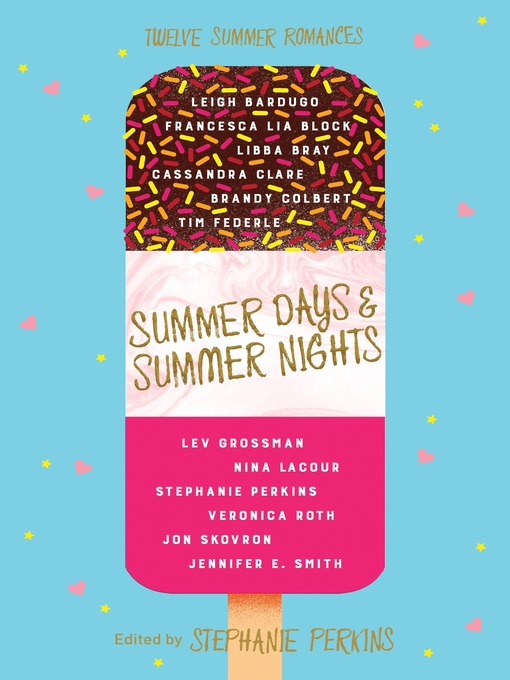 Cover of Summer Days and Summer Nights