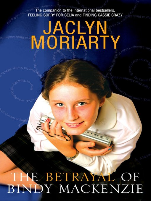 Cover of The Betrayal of Bindy Mackenzie
