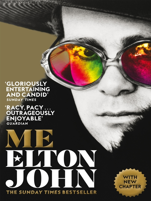 Title details for Me by Elton John - Wait list