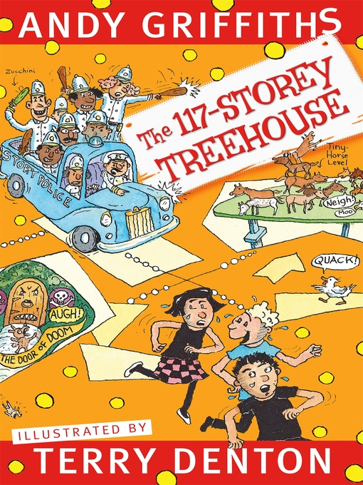Title details for The 117-Storey Treehouse by Andy Griffiths - Wait list