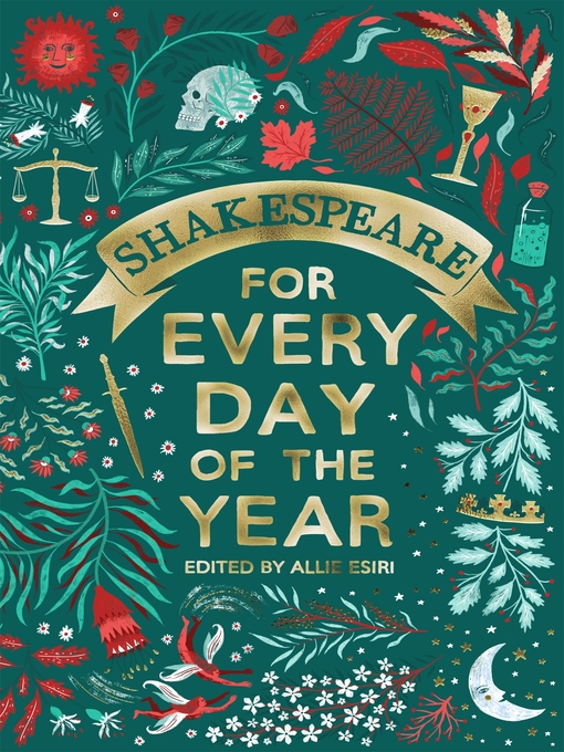 Title details for Shakespeare for Every Day of the Year by Allie Esiri - Available
