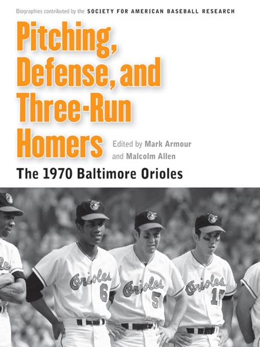 Title details for Pitching, Defense, and Three-Run Homers by Mark Armour - Available