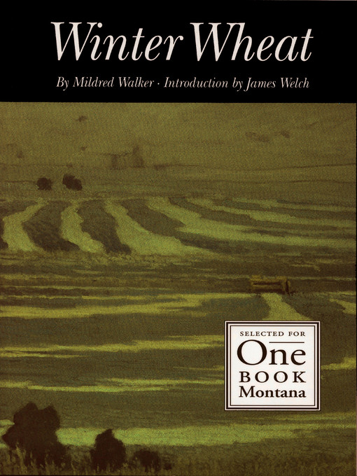 Title details for Winter Wheat by Mildred Walker - Available
