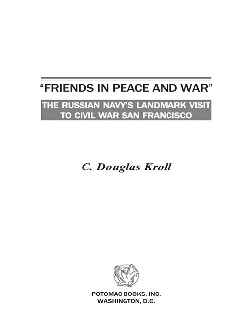 Title details for Friends in Peace and War by C. Douglas Kroll - Available