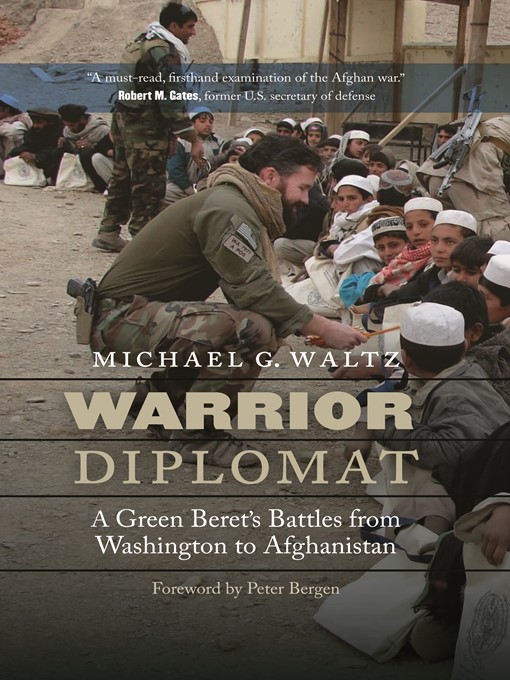 Title details for Warrior Diplomat by Michael G. Waltz - Available