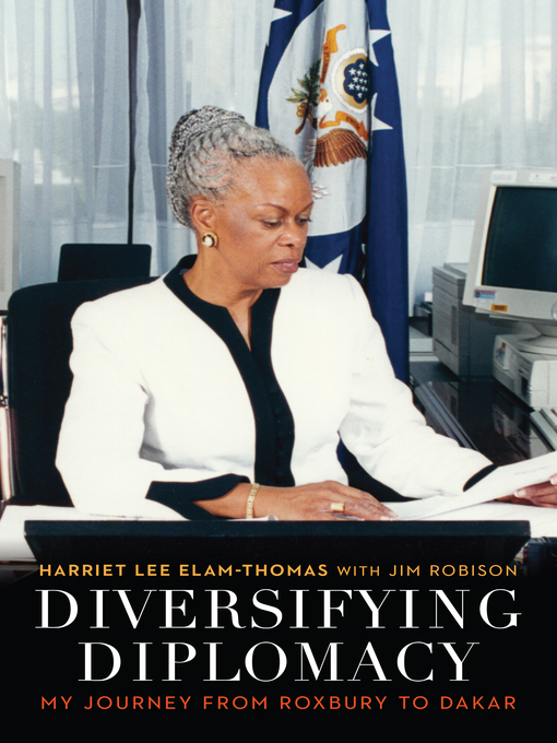 Title details for Diversifying Diplomacy by Harriet Lee Elam-Thomas - Available