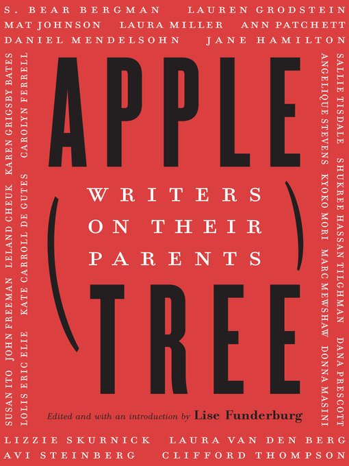 Title details for Apple, Tree by Lise Funderburg - Wait list