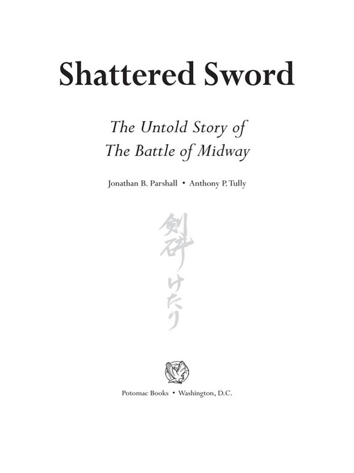 Cover of Shattered Sword
