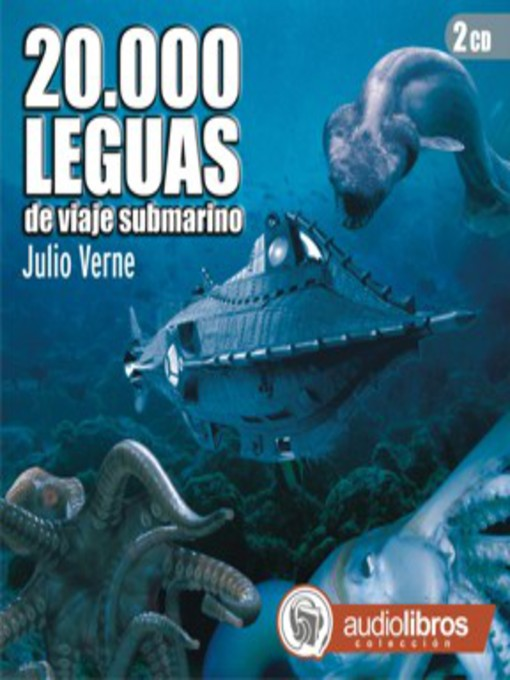 Title details for 20.000 Leguas de viaje submarino by Julio Verne - Available