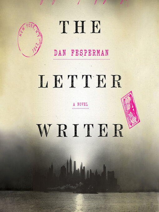 Cover of The Letter Writer
