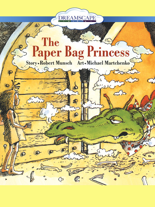 Cover of The Paper Bag Princess
