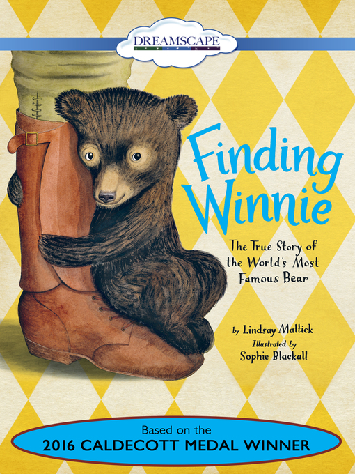 Title details for Finding Winnie by Lindsay Mattick - Wait list