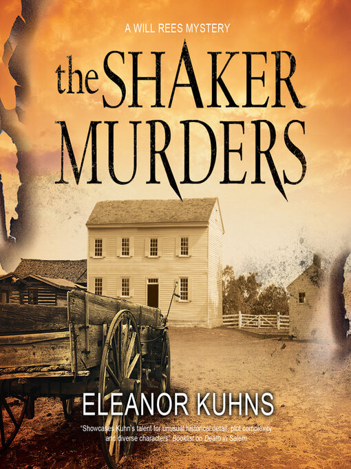 Title details for The Shaker Murders by Eleanor Kuhns - Wait list