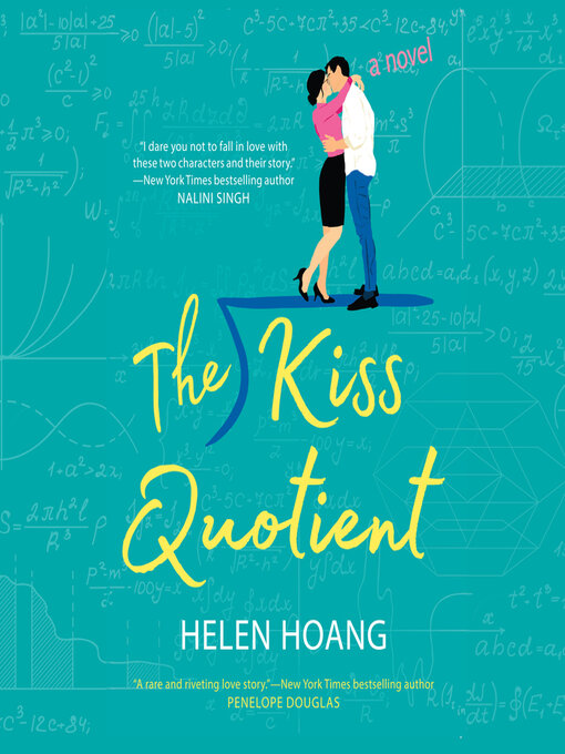 Title details for The Kiss Quotient by Helen Hoang - Wait list