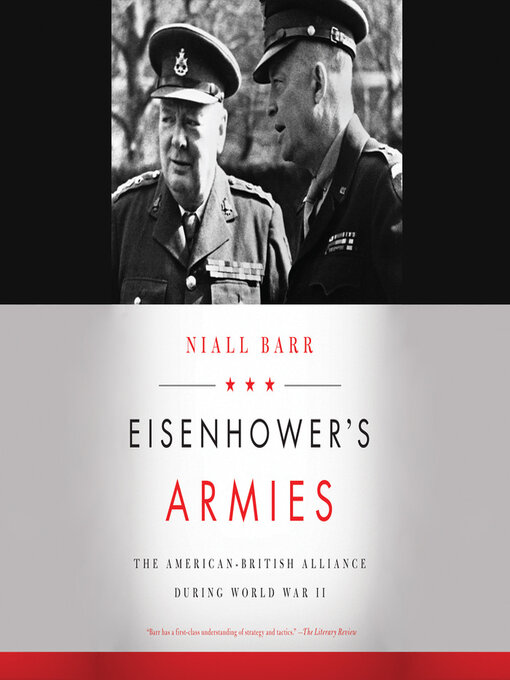Title details for Eisenhower's Armies by Niall Barr - Available