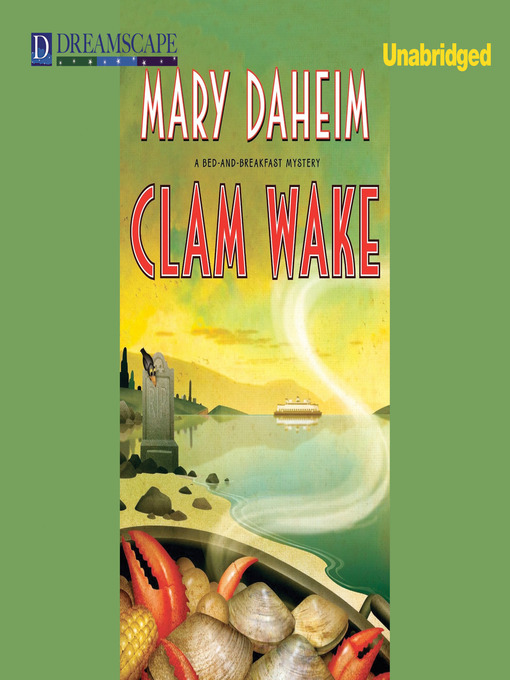 Cover image for Clam Wake