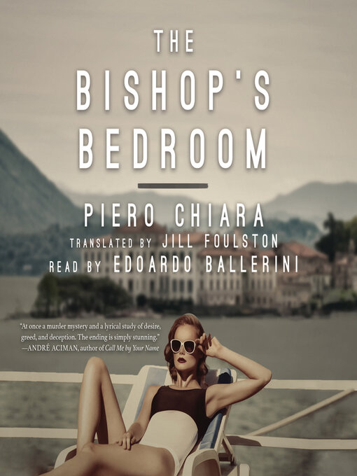 Title details for The Bishop's Bedroom by Jill Foulston - Available
