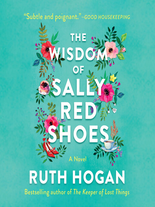 Title details for The Wisdom of Sally Red Shoes by Ruth Hogan - Wait list