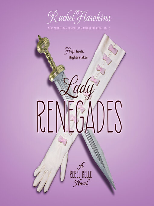 Cover of Lady Renegades