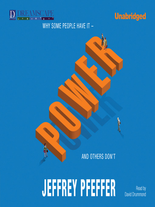 Title details for Power by Jeffrey Pfeffer - Available