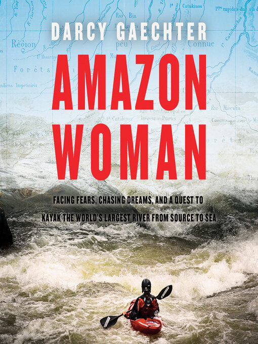 Title details for Amazon Woman by Darcy Gaechter - Available