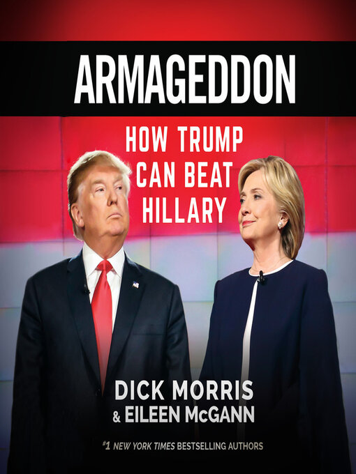 Title details for Armageddon by Dick Morris - Wait list