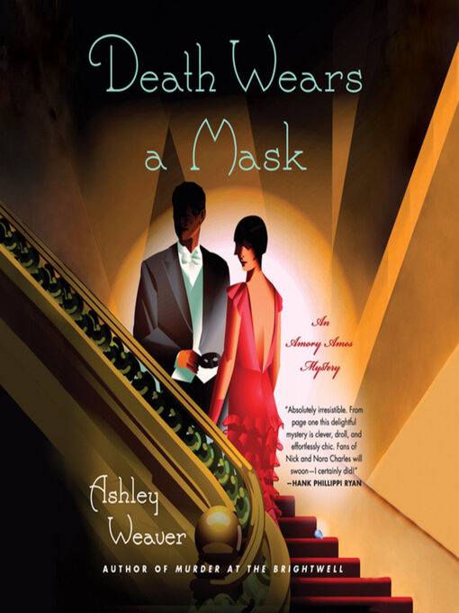 Cover of Death Wears a Mask