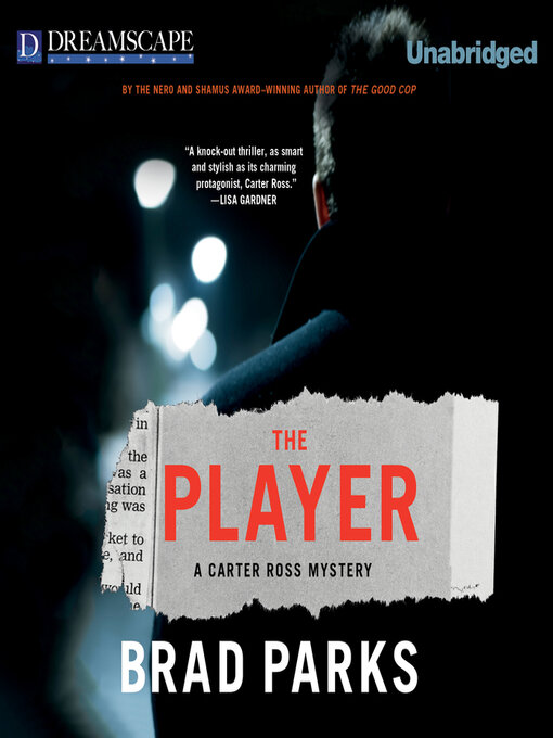 Title details for The Player by Brad Parks - Wait list