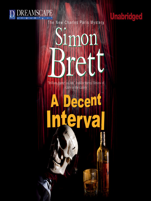 Title details for A Decent Interval by Simon Brett - Available