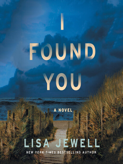 Title details for I Found You by Lisa Jewell - Wait list