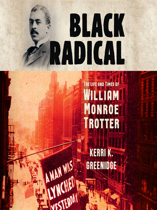 Title details for Black Radical by Kerri K. Greenidge - Wait list